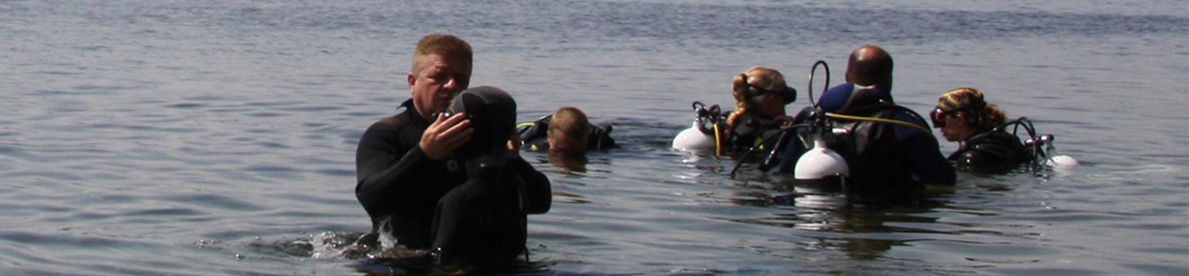 курсове водолазни инструктори